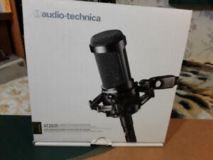Audio Technica  AT2035 Studio Microphone