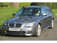 BMW 530 3.0TD Touring auto 2009MY d M Sport Business Edition AUTOMATIC