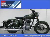 ROYAL ENFIELD BULLET CLASSIC 500EFI SATIN COMES WITH MANUFACTURERS WARRANTY