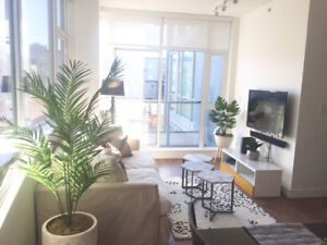 Executive Furnished Large 1 BR Suite in Olympic Village