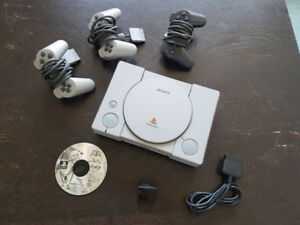 Original Sony Playstation / PS one / PS1 - Parts