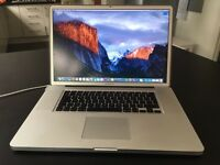 "17"" MacBook Pro For Sale"