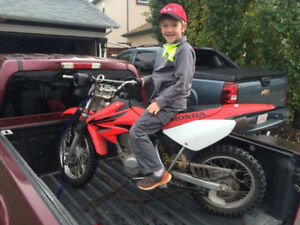 2007 CRF80 Excellent condition