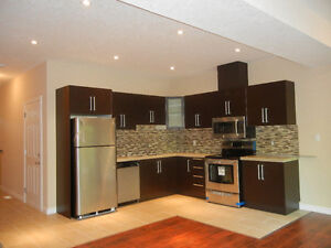 3 Bedroom Luxury Townhouse, Close to Downtown Kitchener, Jan 1st