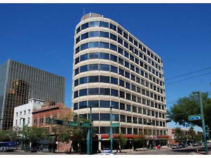 Retail Space in Downtown Edmonton for Lease