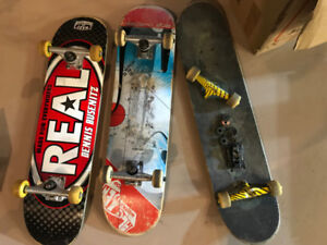 Skate boards for sale, CHEAP