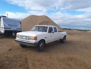 1988 Ford F350 Lariat for sale or trade