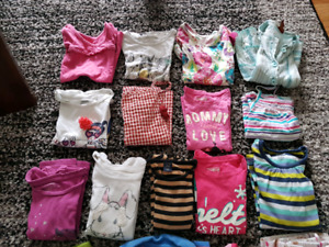 Girls size 3T lot like new condition