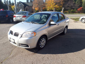 2007 Pontiac Wave Base Sedan