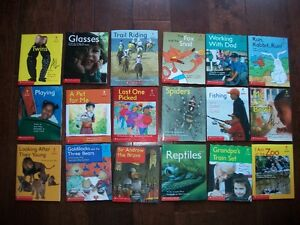 Children's Ready to Learn Books