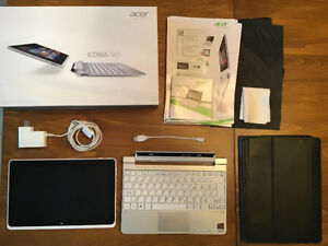 Acer Iconia W5 usagé: Tablette/PC hybride