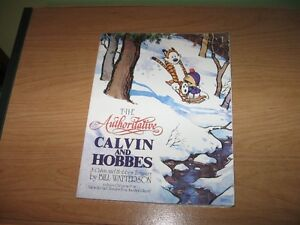 BOOK - THE AUTHORITATIVE CALVIN AND HOBBES - REDUCED!!!!