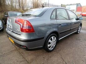 Citroen C5 1.6 HDI 16V LX 110HP (1 OWNER FROM NEW + 12 MONTH MOT) (grey) 2005