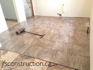 Flooring Services K-W   Read Our 5 Star Reviews! Kitchener / Waterloo Kitchener Area image 3