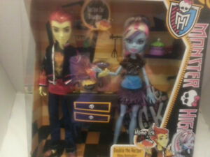 monster high double the recipe