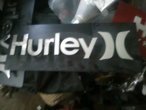 Hurley sign