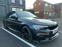 2019 19' BMW 5 SERIES 520i M SPORT 4dr AUTO * FULL M PERFORMANCE STYLING *