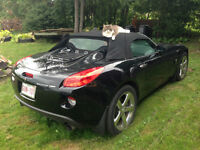 2008 Pontiac Solstice GXP Turbo Cabriolet / Sportster
