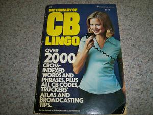 CB RADIO BOOKS-CIRCA 1976