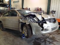 Parting out 2010 Nissan Altima at