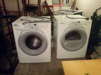 Whirlpool Duet Sport Front Loading Washer and Dryer Set