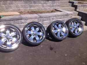 "24"" Foose Wheels"