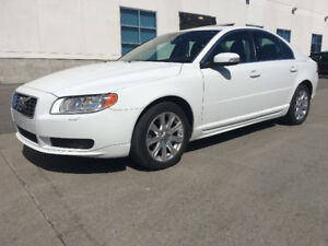 2010 Volvo S80. Only 59000kms. Safety for only $13950
