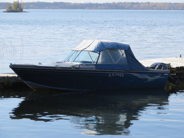 Used 2003 Lund Boat Co 2000 SE Outfitter