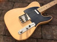 Stunning Maybach 54 Teleman - Butterscotch Telecaster