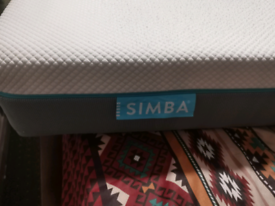 Simba Mattress ( small size for bunk bed ) 75cm x 197cm