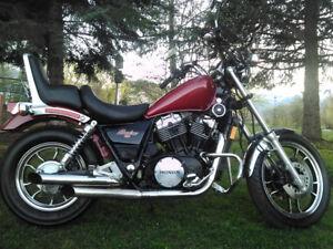 1984 750 HONDA SHADOW.
