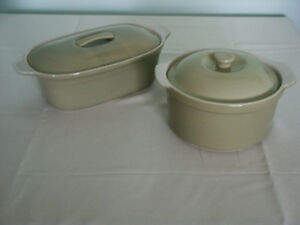 REDUCED Quality Ceramic Bakeware set