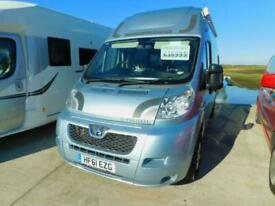 Auto-Sleeper Symbol Peugeot 2.2 hdi Luxury 2 Berth Campervan for Sale