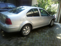 2003 Volkswagen Jetta Sedan New Price!