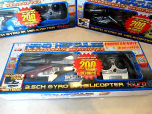 "Nano Hercules 10"" R/C Copters - 4 Available - Just $15.00 each Kitchener / Waterloo Kitchener Area image 2"