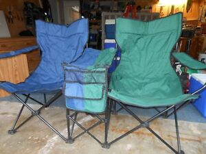 Double wide folding Lawn chair Kitchener / Waterloo Kitchener Area image 1