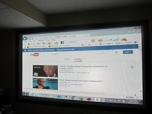 DLP PROJECTOR HOME THEATER BUSINESS PRESENTATIONS Peterborough Peterborough Area image 4
