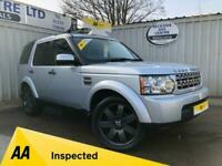 2010 Land Rover Discovery 2.7 3 TDV6 GS 5d 188 BHP All Terrain Diesel Automatic