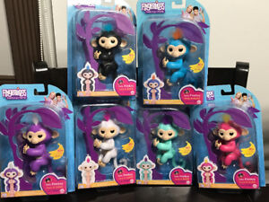 Fingerlings Authentic