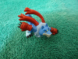 Digimon Gaogamon official Bandai mini figure