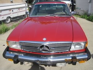 MUST SELL - 1978 MERCEDES 400-SERIES