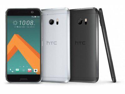 "New HTC 10 (ONE M10) 5.2"" 32GB Unlocked Samrtphne All Colors/Glacier Silver/32GB"