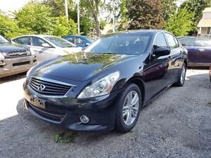 2010 INFINITI G37X SEDAN AWD CERTIFIED & ETESTED