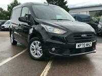 2020 Ford Transit Connect 200 SWB 1.5 Tdci Limited 120PS Van Diesel Manual