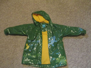 Childrens Place Rain Jacket