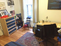 $550 Room in newly renovated and furnished apartment - Plateau