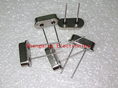 100pcs New 16.000mhz 16mhz 16m Hz Hc-49s Crystal Oscillator