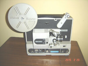 Bell & Howell Filmosonic Super 8 Film Projector with SOUND
