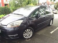2008 Citroen C4 Grand Picasso 2.0i Exclusive MPV ESG Automatic 7 Seater SPARES REPAIRS