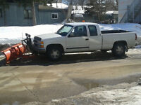 MIDLAND-SNOW PLOWING & BLOWING SERVICE--705-528-7237